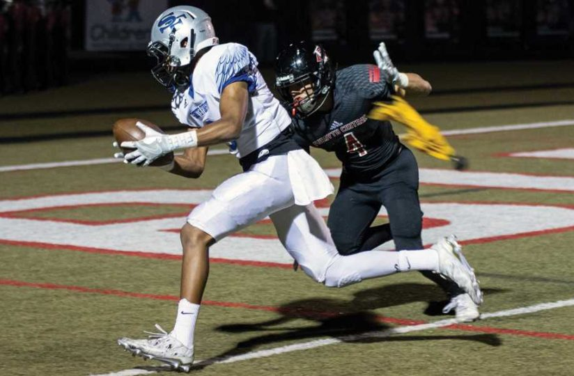 South Uses Seven Turnovers to Rout Central