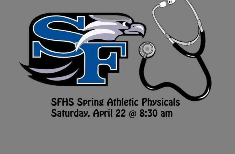 Spring Physicals at South